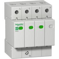 УЗИП EZ9L33720 4 полюса 20kA 1,3kV Easy9 Schneider Electric