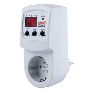 Реле напряжения РН однофазное volt control купить реле тока  Реле напряжения РН 116 однофазное volt control